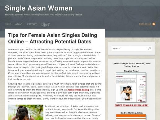 singleasianwomen.org thumbnail