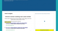 chinese-women-seeking-men.com thumbnail