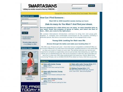 smartasians.net thumbnail