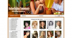 onlinedatingcommunity.net thumbnail