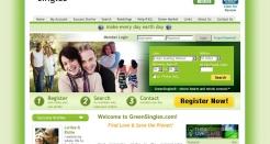 greensingles.com thumbnail