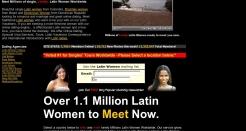 lonelylatinwomen.com thumbnail