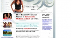 colombianwomenagency.com thumbnail