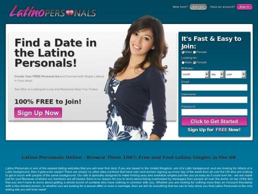 latinopersonals.co.uk thumbnail