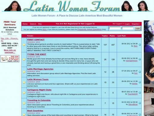 latin-women-forum.com thumbnail