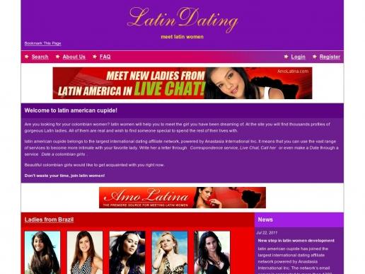 latinwomen.tk thumbnail