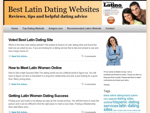For good latin dating if