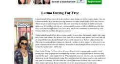 latinodatingforfree.com thumbnail