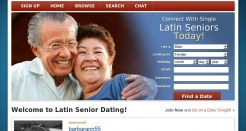 latinseniordating.com thumbnail