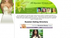 all-russian-women.com thumbnail