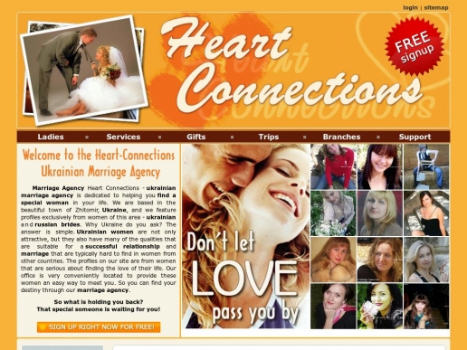 heart-connections.net thumbnail