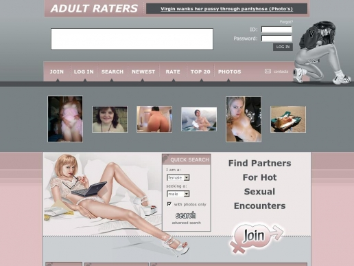 adultraters.com thumbnail