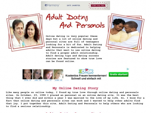Dating agency for married man