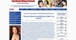 sexy-russian-woman-personals.com thumbnail