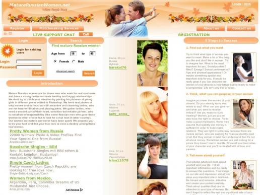 maturerussianwomen.net thumbnail