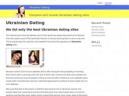 Best ukraine dating websites