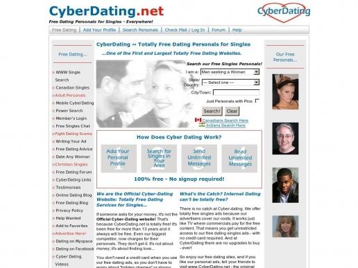 cyberdating.net thumbnail