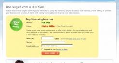 usa-singles.com thumbnail