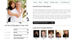 seniordatingagency.com.au thumbnail
