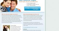adventistsinglesconnection.com thumbnail