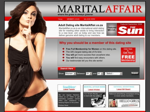 maritalaffair.co.za thumbnail