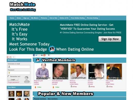 matchmate.ca thumbnail