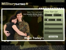 militarydating.ca thumbnail