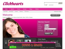 clickhearts.in thumbnail
