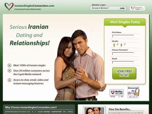 Iranian single connection