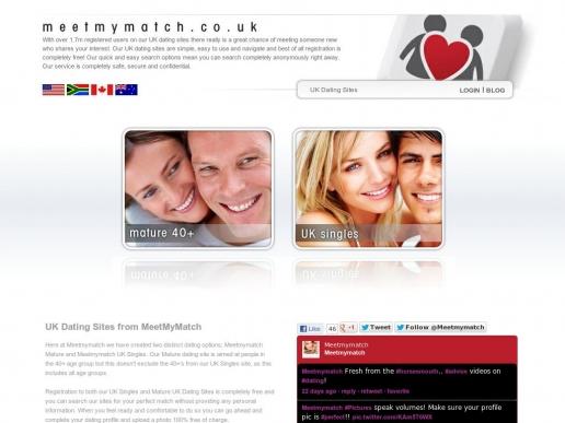 meetmymatch.co.uk thumbnail