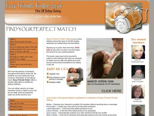 easyfriendsfinder.co.uk thumbnail
