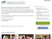 christianconnection.co.uk thumbnail