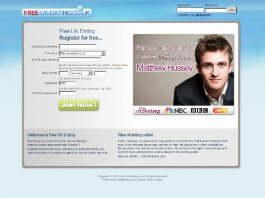 free-uk-dating.co.uk thumbnail