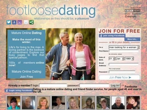footloosedating.co.uk thumbnail