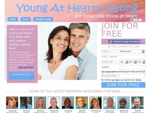 youngatheartsdating.co.uk thumbnail