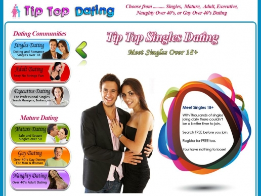Dating over 40 uk top