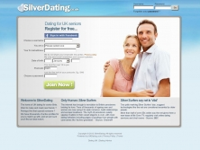 silverdating.co.uk thumbnail