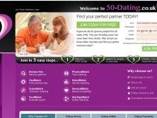 50-dating.co.uk thumbnail
