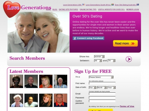 lovegenerations.co.uk thumbnail