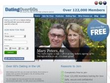 datingover60s.co.uk thumbnail