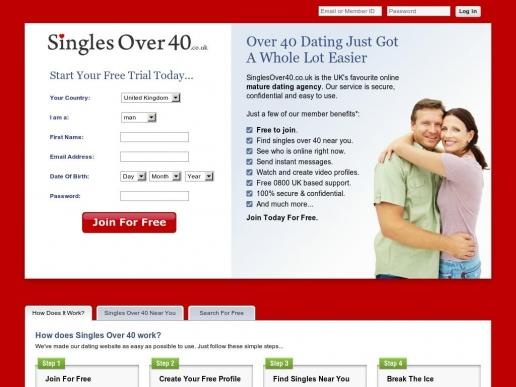 singlesover40.co.uk thumbnail