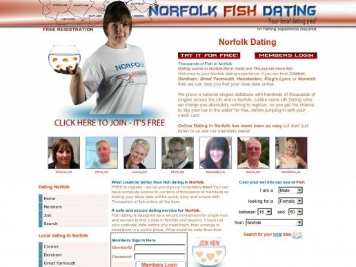 norfolkfishdating.co.uk thumbnail
