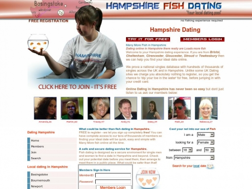 hampshirefishdating.co.uk thumbnail