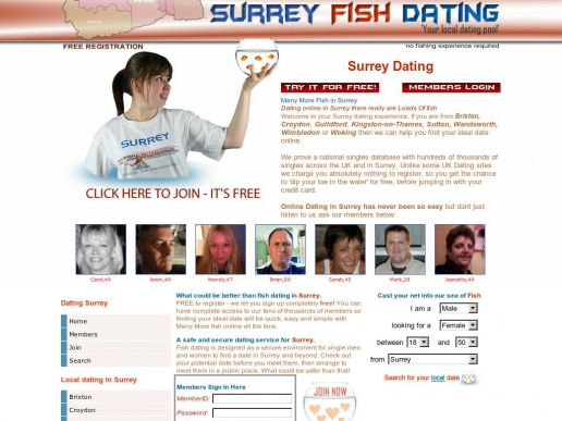 surreyfishdating.co.uk thumbnail