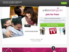 uniformdatinguk.co.uk thumbnail
