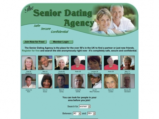 seniordatingagency-uk.co.uk thumbnail