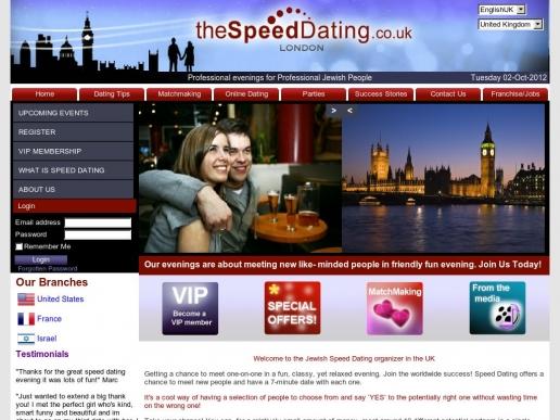 thespeeddating.co.uk thumbnail