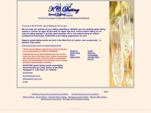 kcdating.co.uk thumbnail