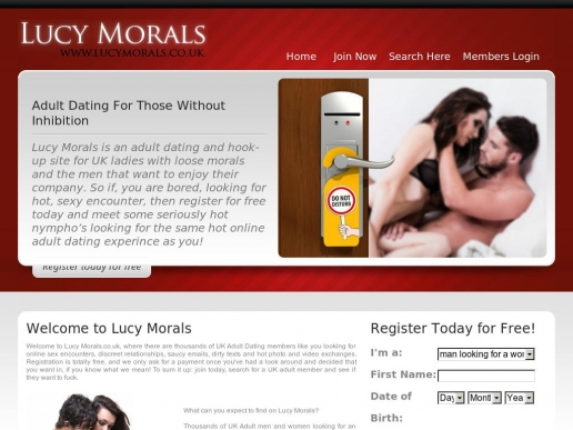 lucymorals.co.uk thumbnail