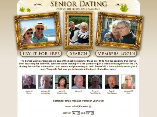 seniordating.org.uk thumbnail